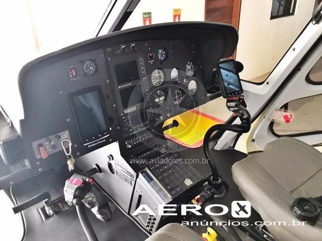 HELICÓPTERO ESQUILO AS350B2 – ANO 2012 – 600 H.T Fotografia