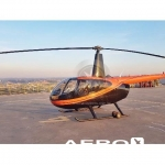 HELICÓPTERO ROBINSON R44 RAVEN II – ANO 2009 – 930 H.T oferta Helicóptero Pistão