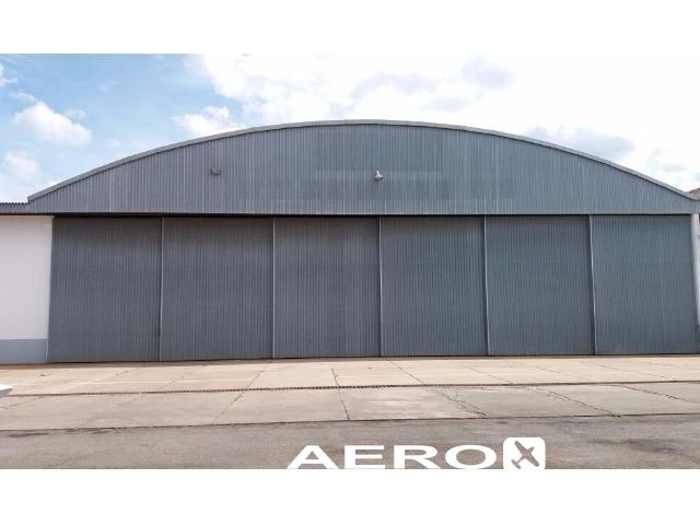 Hangar em Sorocaba - SP Fotografia