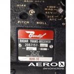 Radar Trans-Receiver Bendix P/N: 2067157-0103 Fotografia