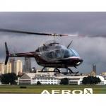 HELICÓPTERO BELL JET RANGER 206BIII – ANO 2009 – 390 H.T  |  Helicóptero Turbina