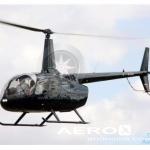 HELICÓPTERO ROBINSON R66 TURBINA – ANO 2013 – 640 H.T  |  Helicóptero Turbina
