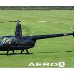 HELICÓPTERO ROBINSON R44 RAVEN II – ANO 2011 – 940 H.T  |  Helicóptero Pistão