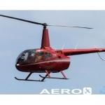 HELICÓPTERO ROBINSON R66 TURBINA – ANO 2012 – 815 H.T  |  Helicóptero Turbina
