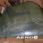 Parabrisas de Cessna 206  Fotografia