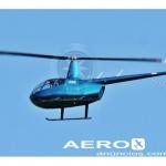 HELICÓPTERO ROBINSON R66 TURBINA – ANO 2013 – 495 H.T  |  Helicóptero Turbina