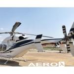 Helicóptero Bell 429 – Ano 2011 – 730 H.T  |  Helicóptero Turbina