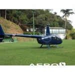 Helicóptero Robinson R44 Raven II – Ano 2006 – 1461 H.T  |  Helicóptero Pistão