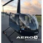 Helicóptero Robinson R44 Raven I – Ano 1997 – 1461 H.T  |  Helicóptero Pistão