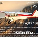 Kit Réplica PA-18  |  Experimental