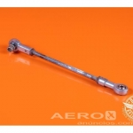 HASTE DE COMANDO DO AILERON 0523218-2 - BARATA AVIATION  |  Estrutura