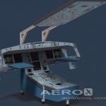 Mock up - Airbus / Boeing / ATR / Embraer  |  Cursos, Escolas de Aviação