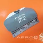 PORTA DA TOMADA DA FONTE EXTERNA 95-360012-17 - BARATA AVIATION oferta Componentes