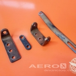 KIT DE SUPORTES DO ALTERNADOR - BARATA AVIATION oferta Peças diversas