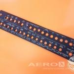 Capa do Painel de Circuito Inferior R/H 96-324127-3 - BARATA AVIATION oferta Peças diversas