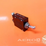 SWITCH BREAKER WOOD ELECTRIC 10A - BARATA AVIATION oferta Sistema elétrico