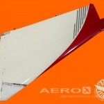 ESTABILIZADOR VERTICAL C150F 1965 0431004-2 - BARATA AVIATION oferta Estrutura