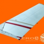 ESTABILIZADOR VERTICAL C150L 1973 0431004-2 - BARATA AVIATION oferta Estrutura