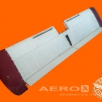 ESTABILIZADOR HORIZONTAL PA-28R-201 1982 35894-03 - BARATA AVIATION oferta Estrutura