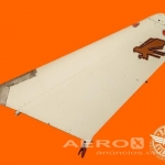 ESTABILIZADOR VERTICAL C172H 1966 0531006-64 - BARATA AVIATION oferta Estrutura