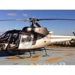 Helicóptero Helibras Esquilo AS350BA – Ano 1994 – 2100 H.T.  |  Helicóptero Turbina