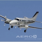 Avião Turboélice Beechcraft King Air C90B – Ano 2000 – 2530 H.T.  |  Turbo Hélice