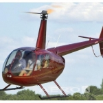 Helicóptero Robinson R44 Raven II – Ano 2011 – 454 H.T  |  Helicóptero Pistão