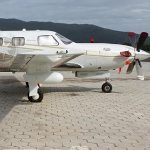 Avião Turbo Hélice Piper Aircraft PA-46-500TP Meridian – Ano 2009 – 1940 H.T.  |  Turbo Hélice