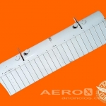 Flap R/H C150L 1973 0426901-16 - Barata Aviation oferta Estrutura