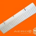 Flap L/H C172K 1969 0523901-35 - Barata Aviation oferta Estrutura