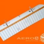 Flap L/H C152 1981 0426901-15 - Barata Aviation oferta Estrutura