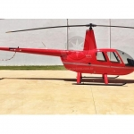 Helicóptero Robinson R44 Raven II – Ano 2011- 1500H.T. – Oportunidade !!! oferta Helicóptero Pistão