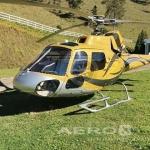 HELICÓPTERO HELIBRAS ESQUILO AS350B2 ANO 2009 – 1115H.T.  |  Helicóptero Turbina