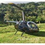 HELICÓPTERO ROBINSON R66 TURBINA – ANO 2013 – 1088 H.T.  |  Helicóptero Turbina