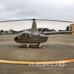 HELICÓPTERO ROBINSON R66 TURBINA – ANO 2013 – 750 H.T – OPORTUNIDADE!!! oferta Helicóptero Pistão