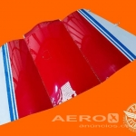 Kit Carenagens Piper PA-24-250 - Barata Aviation oferta Estrutura