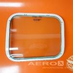 Janela de Inspeção Central R/H V35B 002-430053-2 - Barata Aviation oferta Estrutura