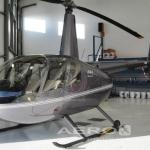 Helicóptero Robinson R44 Raven II – Ano 2014 – 550 H.T. oferta Helicóptero Pistão