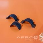 Abraçadeira do Escapamento Beechcraft 35-950004-17 - Barata Aviation oferta Peças diversas