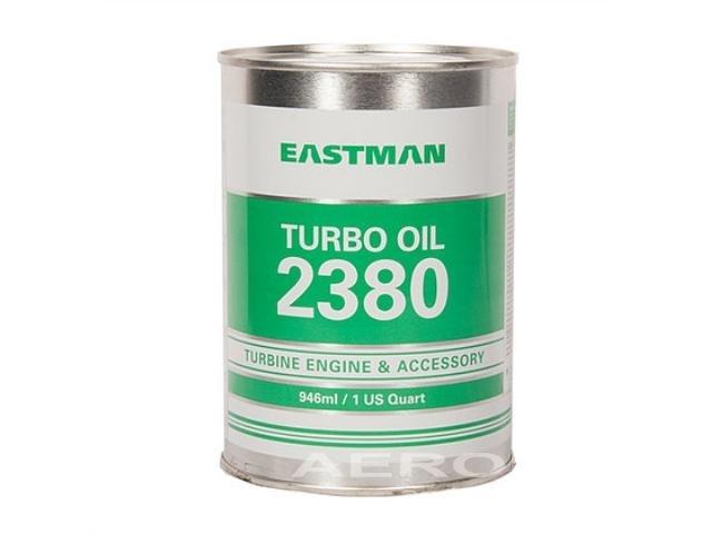 EASTMAN Óleo para Turbina BP 2380 - Caixa com 24 latas 946ml Fotografia