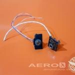 Entrada para Fone e Microfone (Par de Jack) - Barata Aviation oferta Aviônicos
