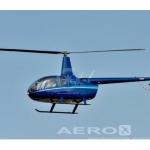 Helicóptero Robinson R66 Turbina – Ano 2013 – 472 H.T  |  Helicóptero Turbina