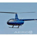 Helicóptero Robinson R66 Turbina – Ano 2013 – 472 H.T oferta Helicóptero Turbina