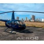 HELICÓPTERO ROBINSON R44 RAVEN II – ANO 2009 – 730 H.T  |  Helicóptero Pistão