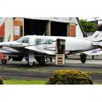 Avião Turbo Hélice Piper Aircraft PA-31T1 Cheyenne I – Ano 1980 – 6773 H.T. oferta Turbo Hélice