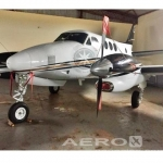 Avião Turbo Hélice Beechcraft King Air C90 GTI – Ano 2009 – 1035 H.T. Fotografia