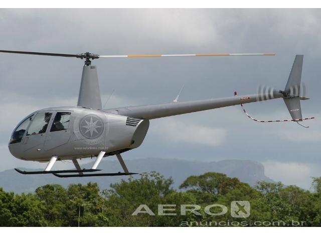 HELICÓPTERO ROBINSON R44 RAVEN II – ANO 2011 – 490 H.T. Fotografia