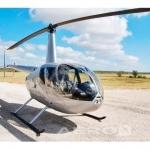 HELICÓPTERO ROBINSON R44 RAVEN II – ANO 2011 – 490 H.T.  |  Helicóptero Pistão