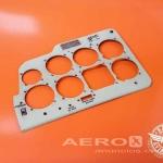 Moldura do Painel de Instrumentos 35-324468-601 - Barata Aviation oferta Peças diversas