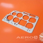 Moldura do Painel de Instrumentos 96-324123-47 - Barata Aviation Fotografia